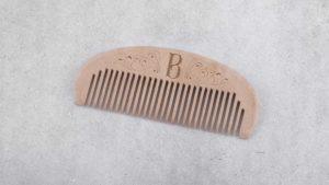 Comb design for Barber Art & Crafts