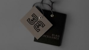 Clothing tags for BE.
