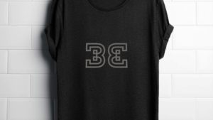 T-shirt for BE.