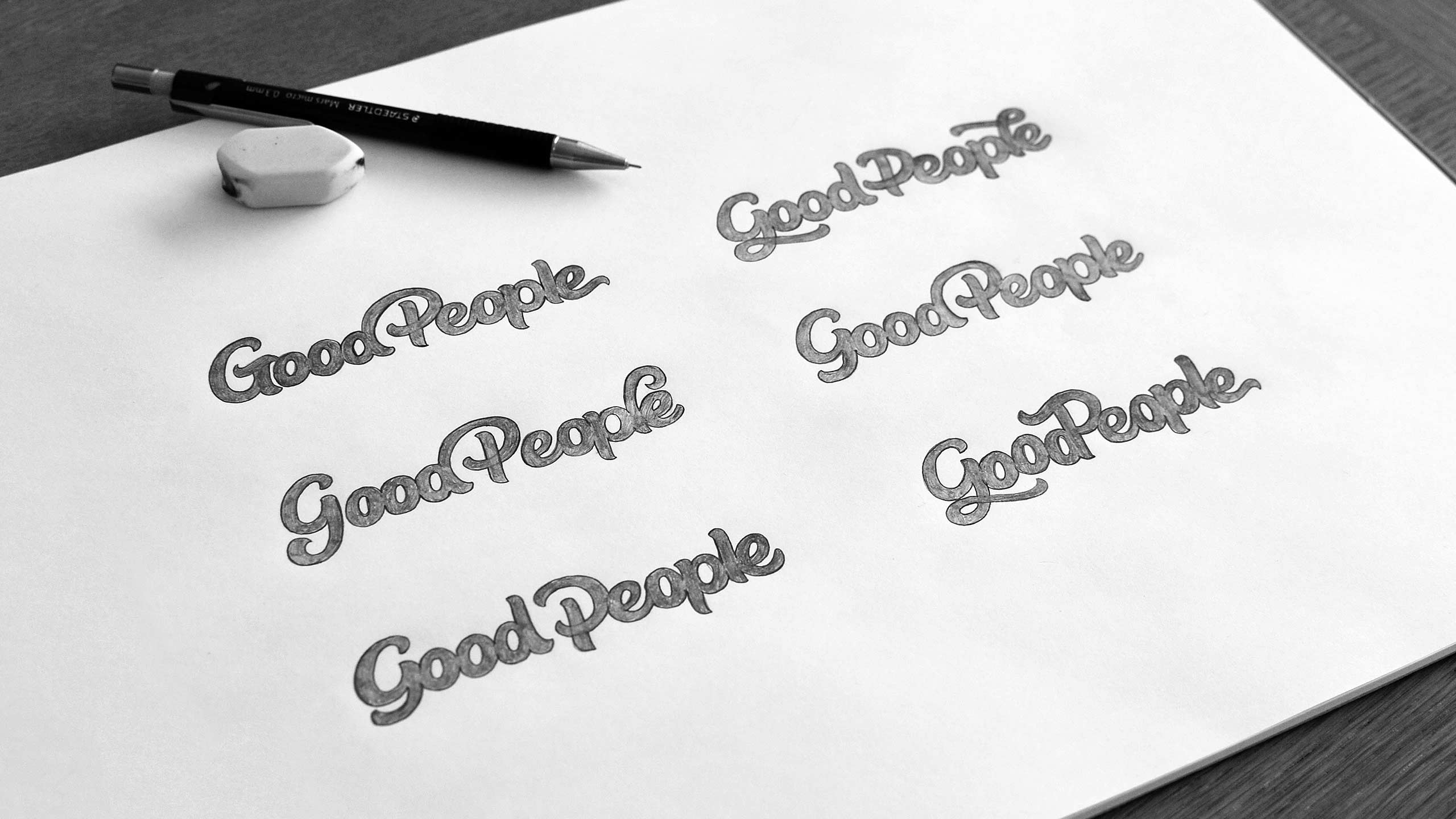Sketches for Good People