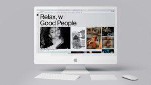 Website design for Good People