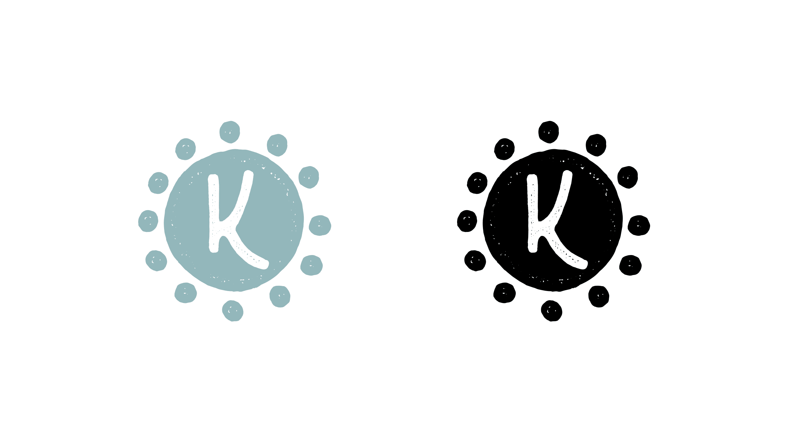 Short logo versions for Köksbordet