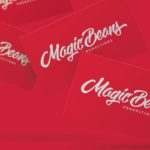 Business cards design for Magic Beans