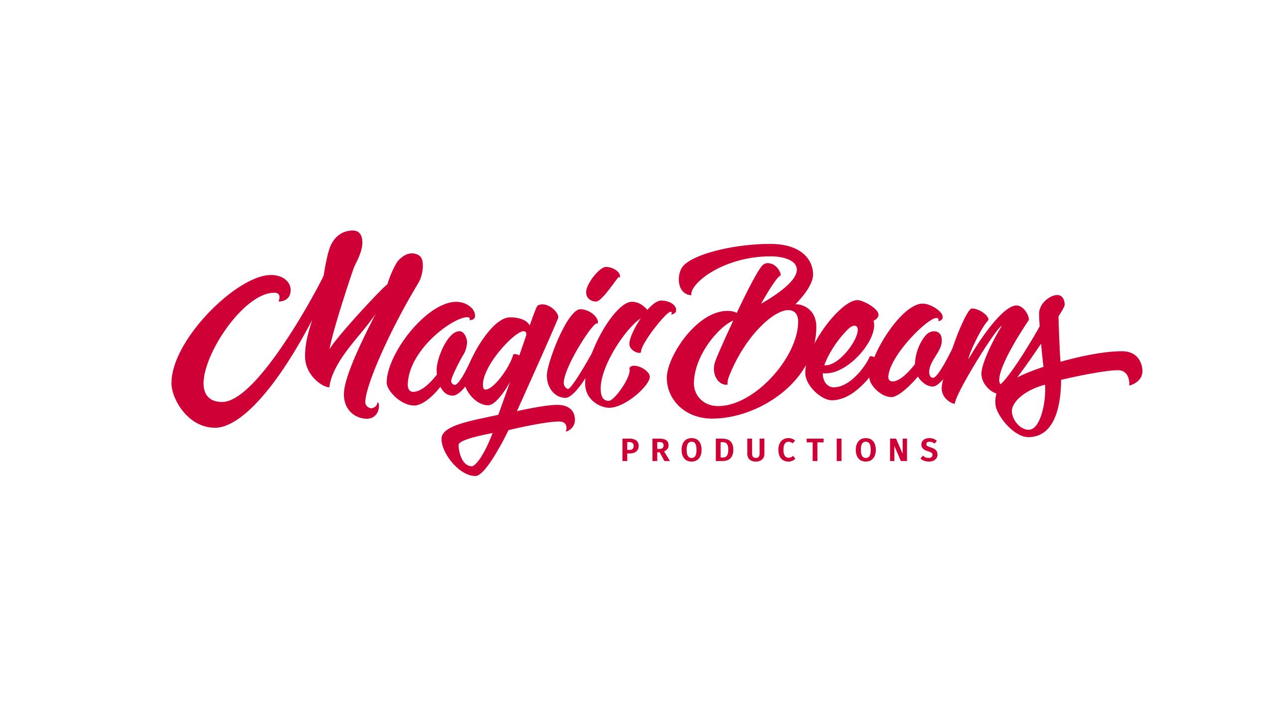 Final logo design for Magic Beans