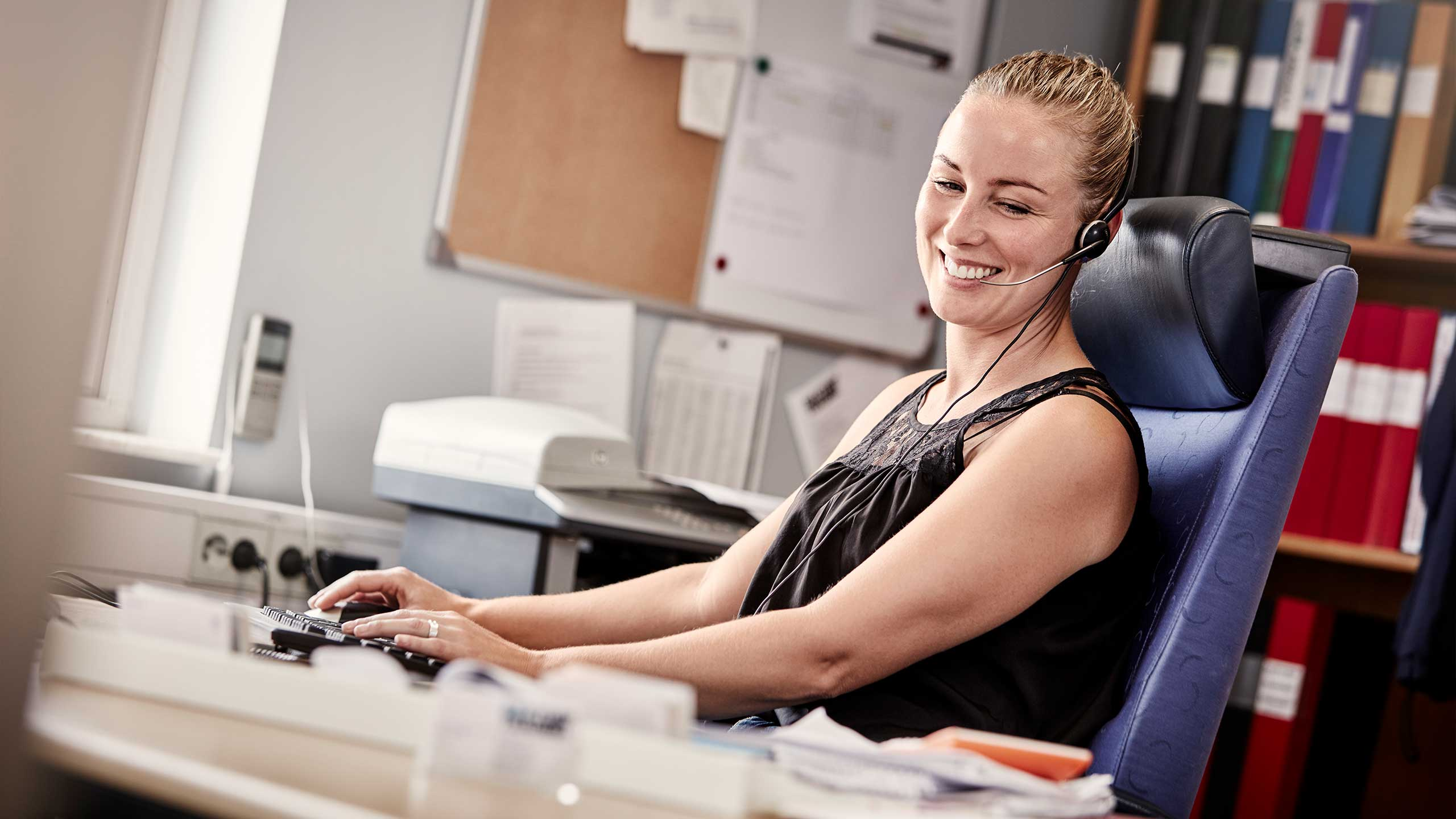 Photo of employee for Saxtorp Trading.