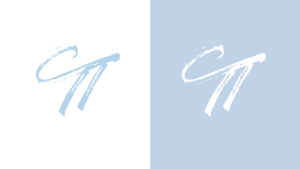 Short logo design for Two Tales.