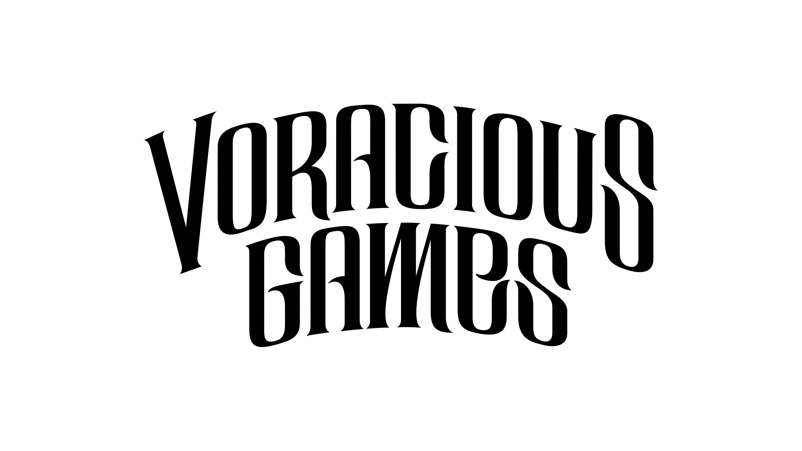 Final logo for Voracious Games
