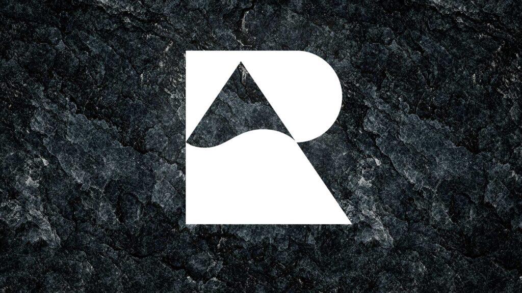 Large monogram logo for Rock Alliance.